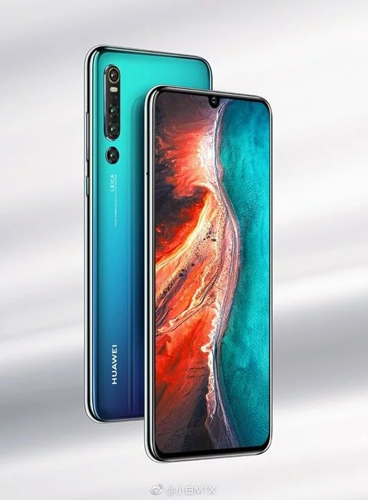Huawei P30 Triple Camera 5x Lossess Zoom