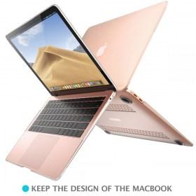fad09f09f8 SUPCASE IBLSN Hardshell Σκληρή Θήκη - Κάλυμμα Frost Clear (MacBook Air ...
