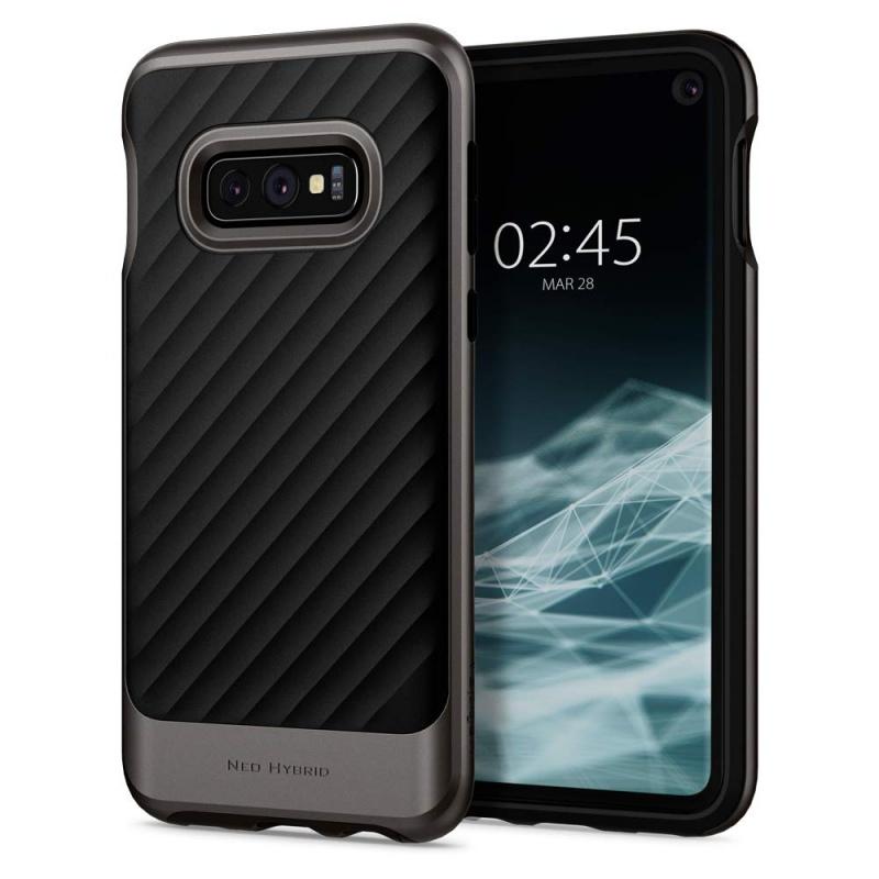 07b1bac6a1 Spigen Neo Hybrid Case (609CS25846) Gunmetal (Samsung Galaxy S10e)